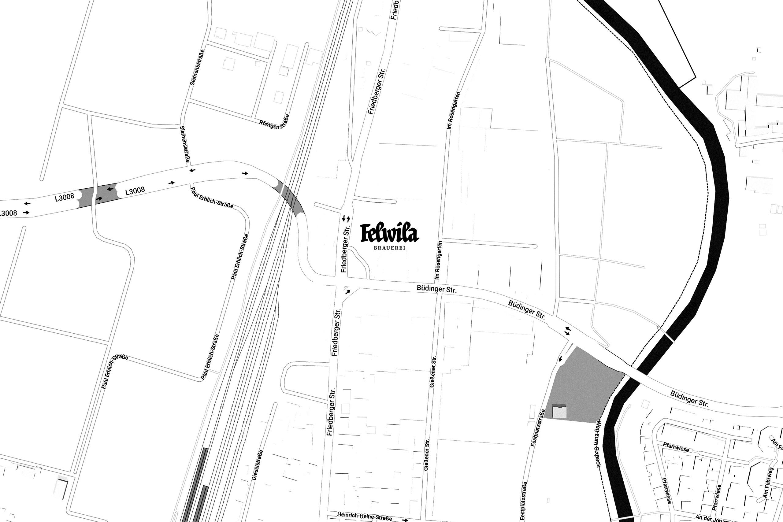 Felwila-Karte